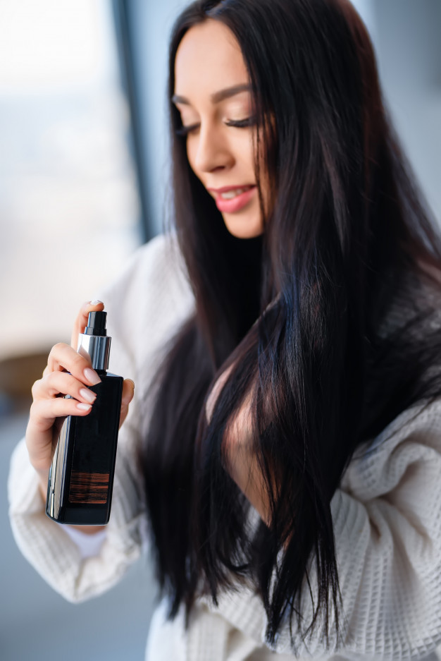 Contract manufacturing of hair oil