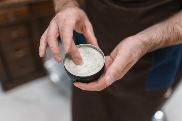 Contract manufacturing of beard wax