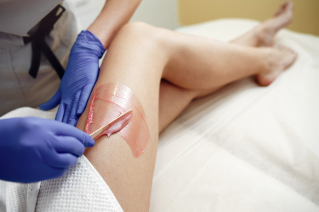 Contract manufacturing of hair removal wax