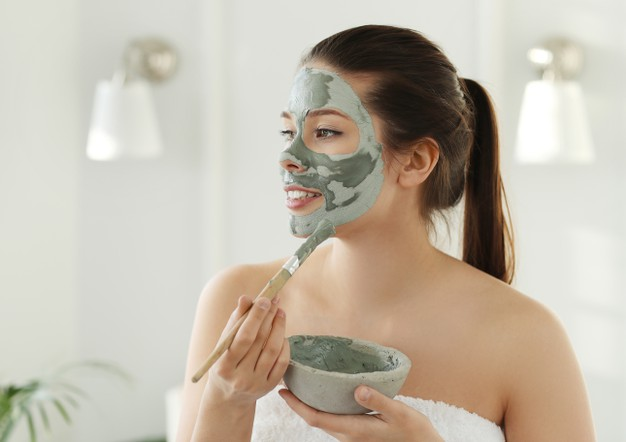 Contract manufacturing of clay masks